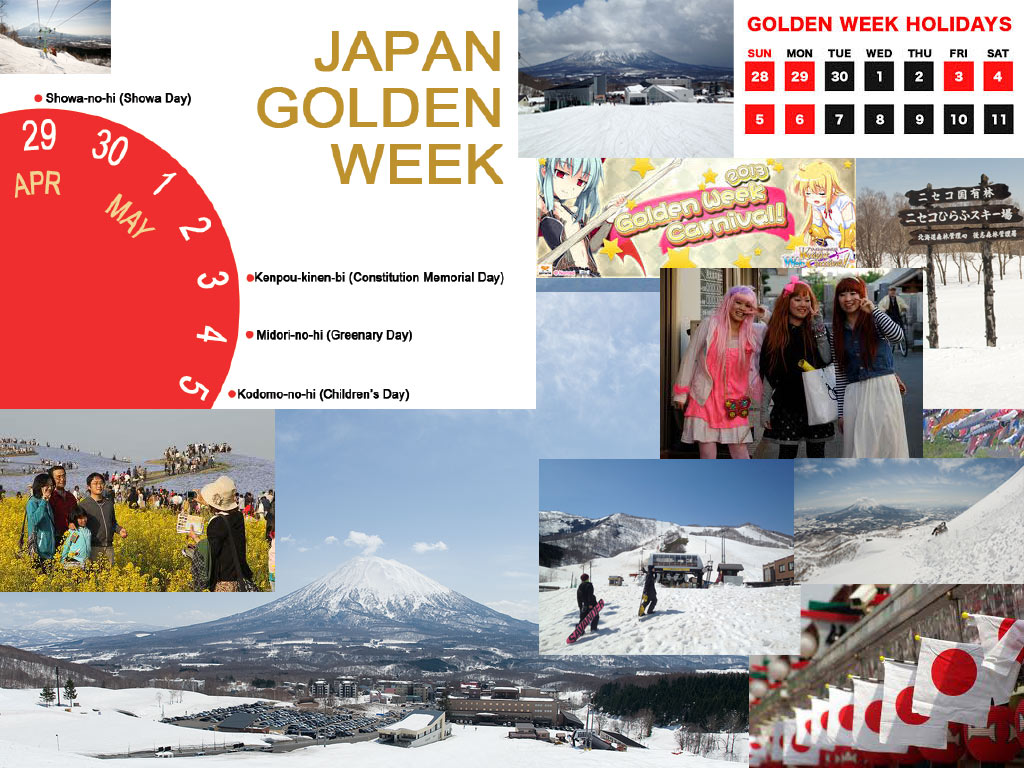 Golden Week Collage, 28 April 2013