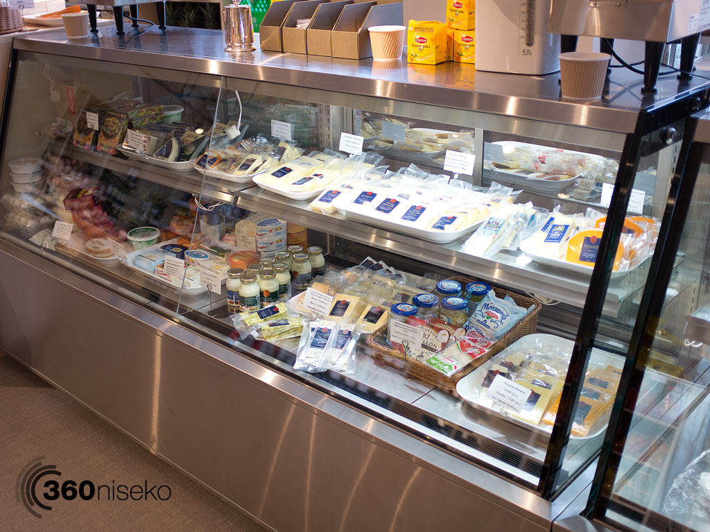 Niseko Supermarket & Deli cheeses and more, 10 December 2013