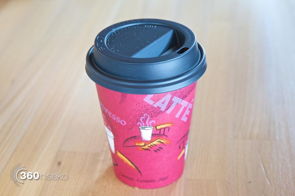 Hot chocolate to go