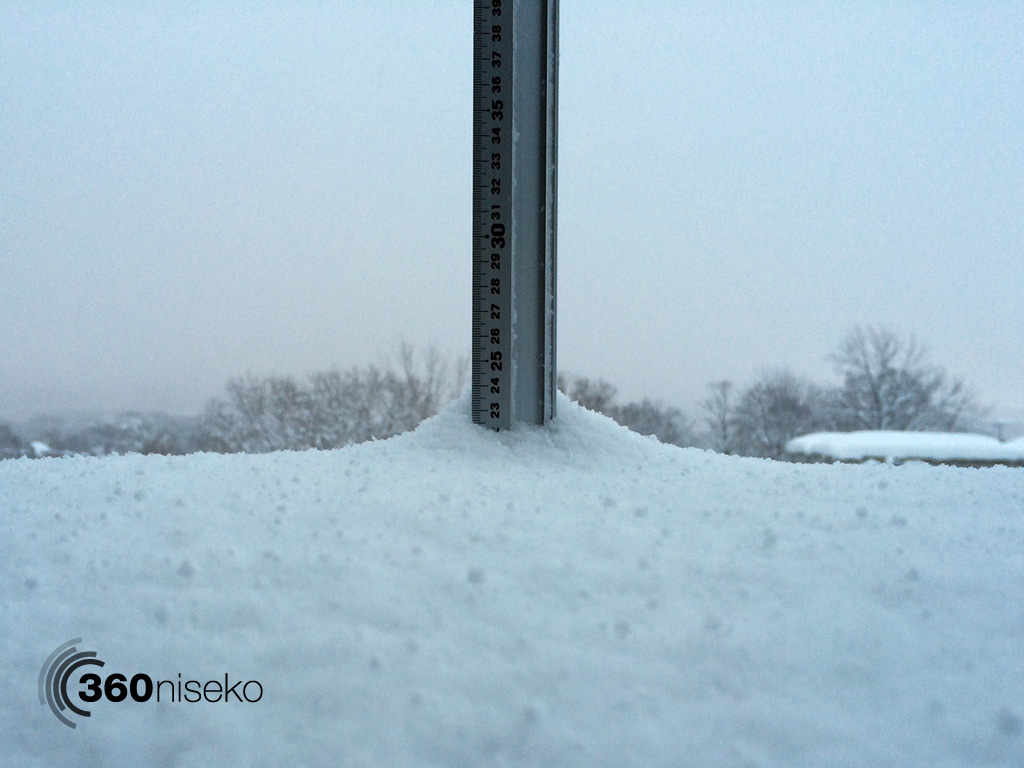 Niseko Snow Report, 11 January 2014