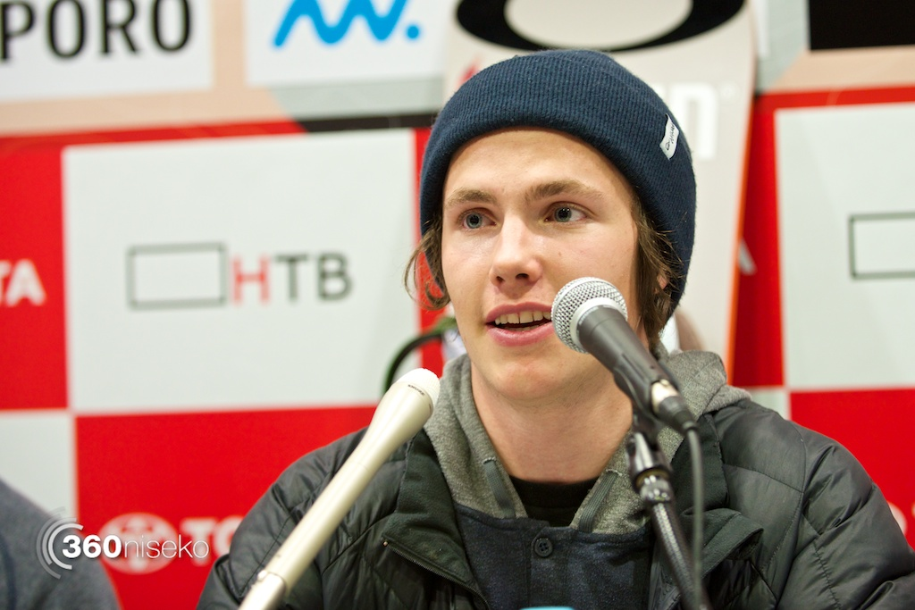 3rd Place - Sven Thorgren