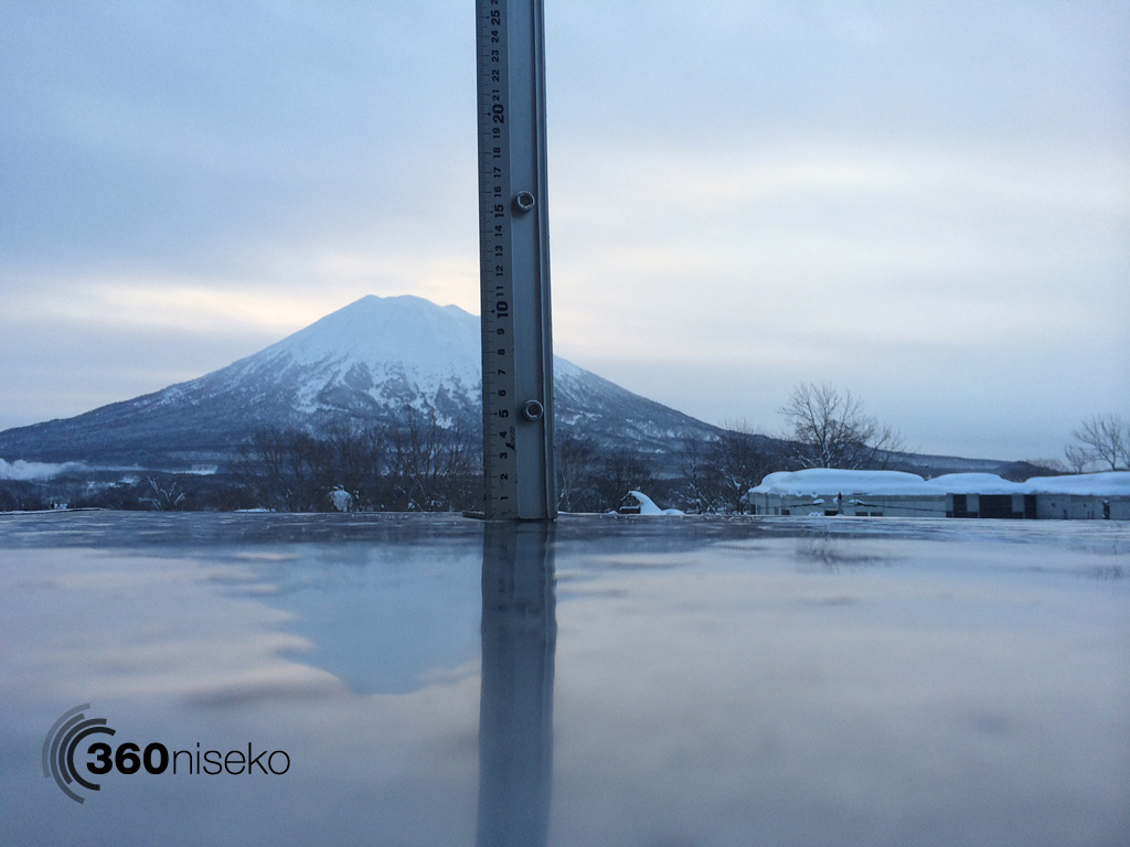 Niseko Snow Report, 9 February 2014