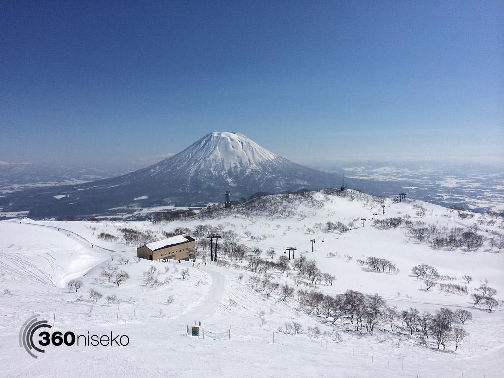 Winter brilliance in Niseko Village Ski Ground, 24 February 2014