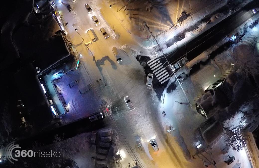 Hirafu Crossroads, 26 December 2014