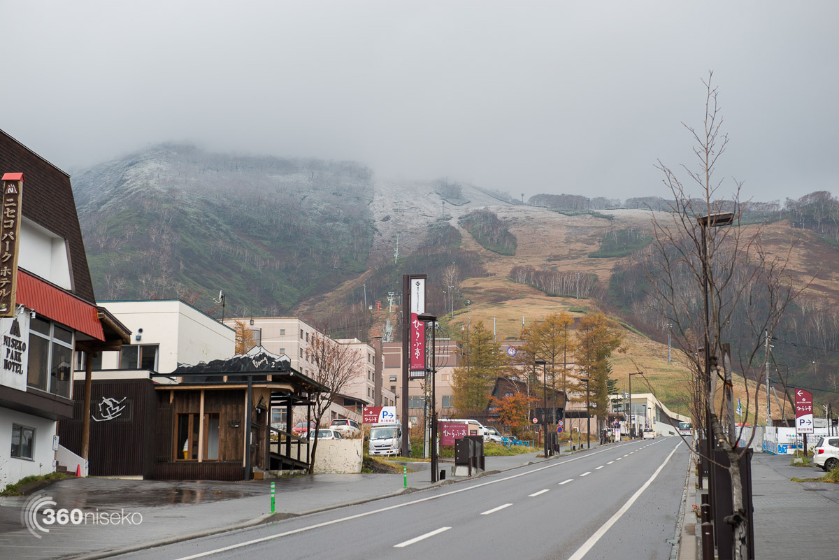 A fresh dusting, 29 October 2015
