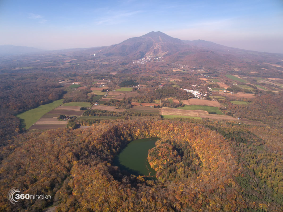 Spectacular Autumn Scenery, 19 October 2015