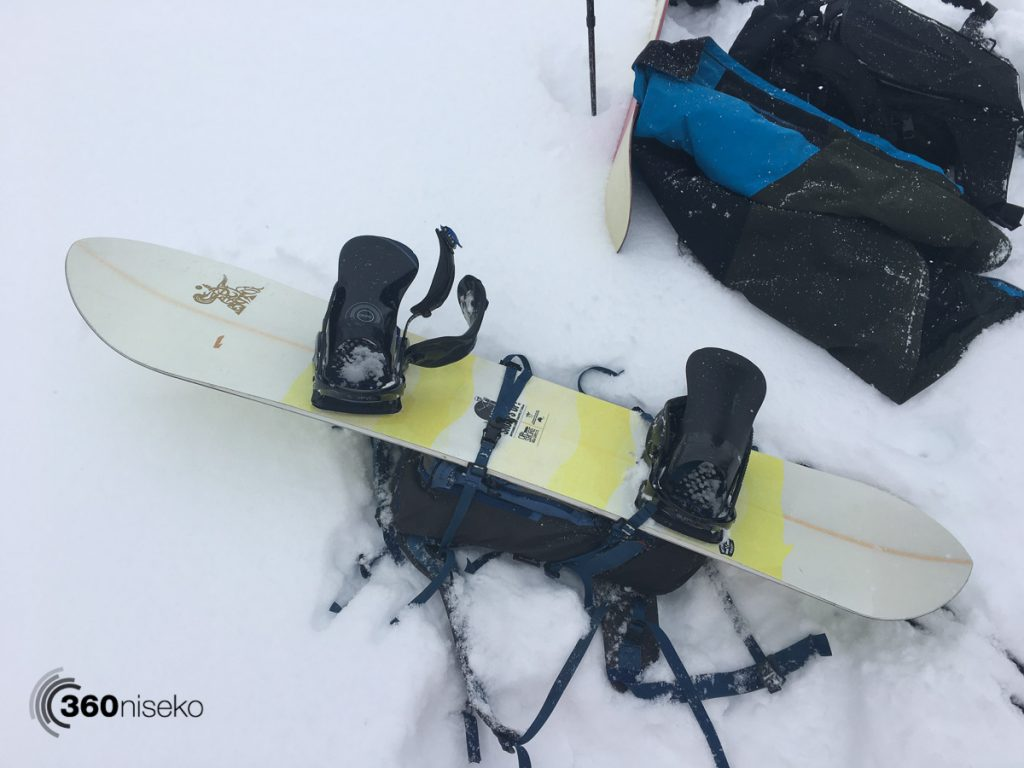 Back country essentials, 18 January 2017