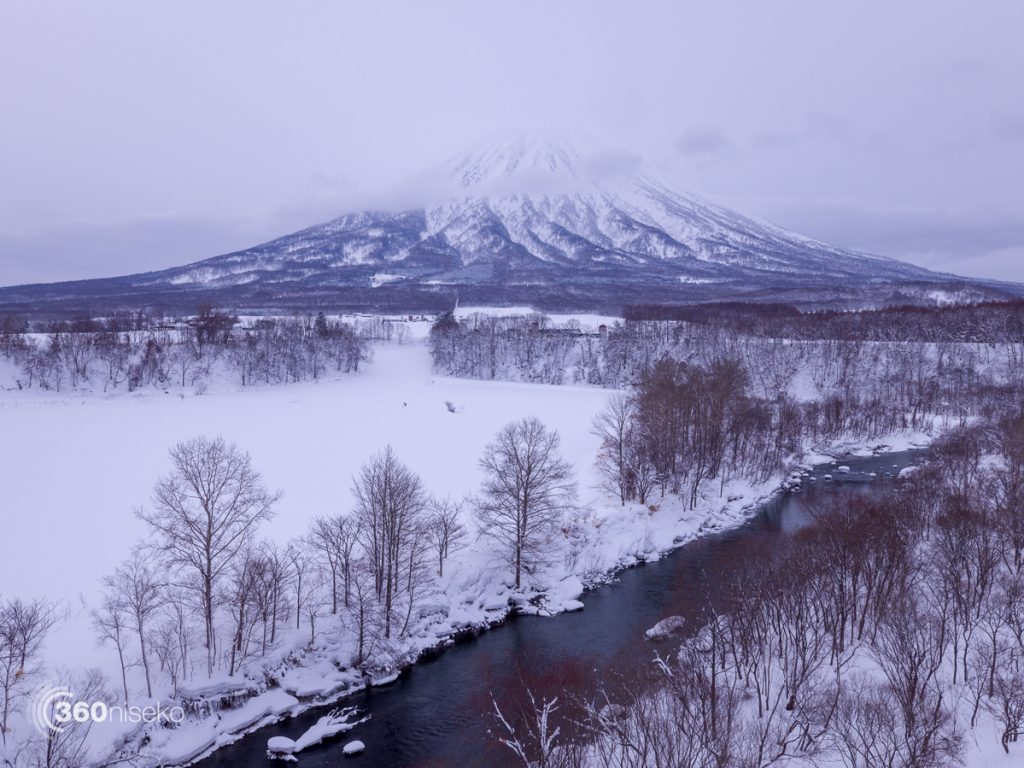 Winter scenery, 20 February 2017