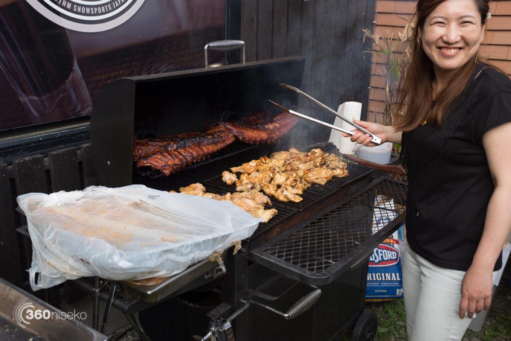 Happy grilling