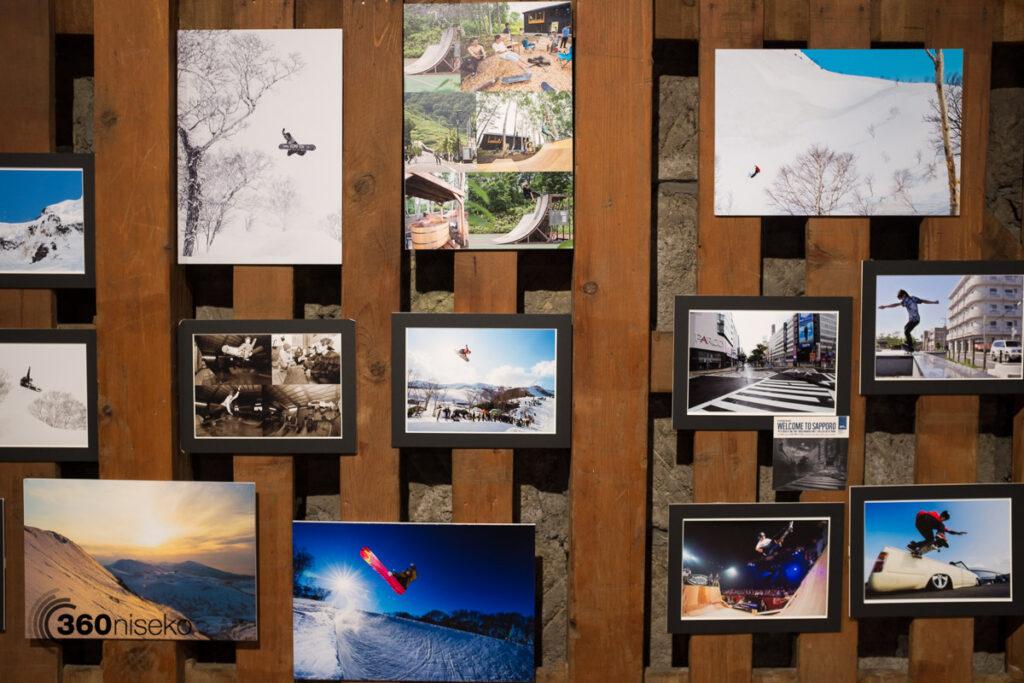 2016 exhibition montage, 27 November 2016