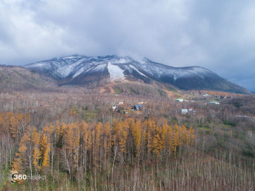 Niseko Village, 4 November 2017