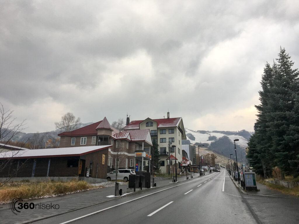 Hirafu-zaka, 5 November 2017
