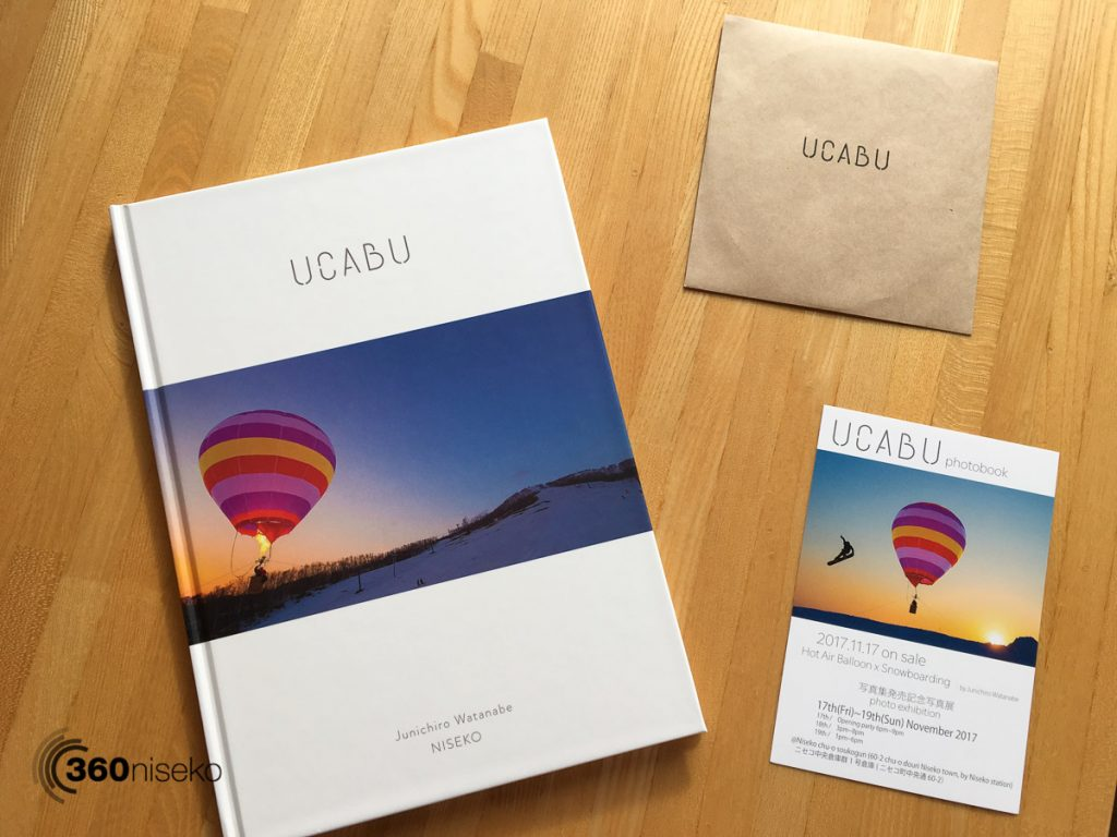UCABU photobook, complimentary DVD and a flyer, 16 November 2017