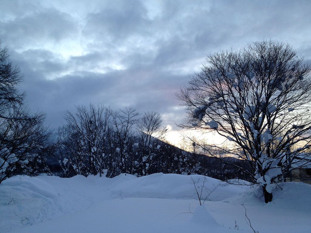 Lower Hirafu Village, 21 January 2013