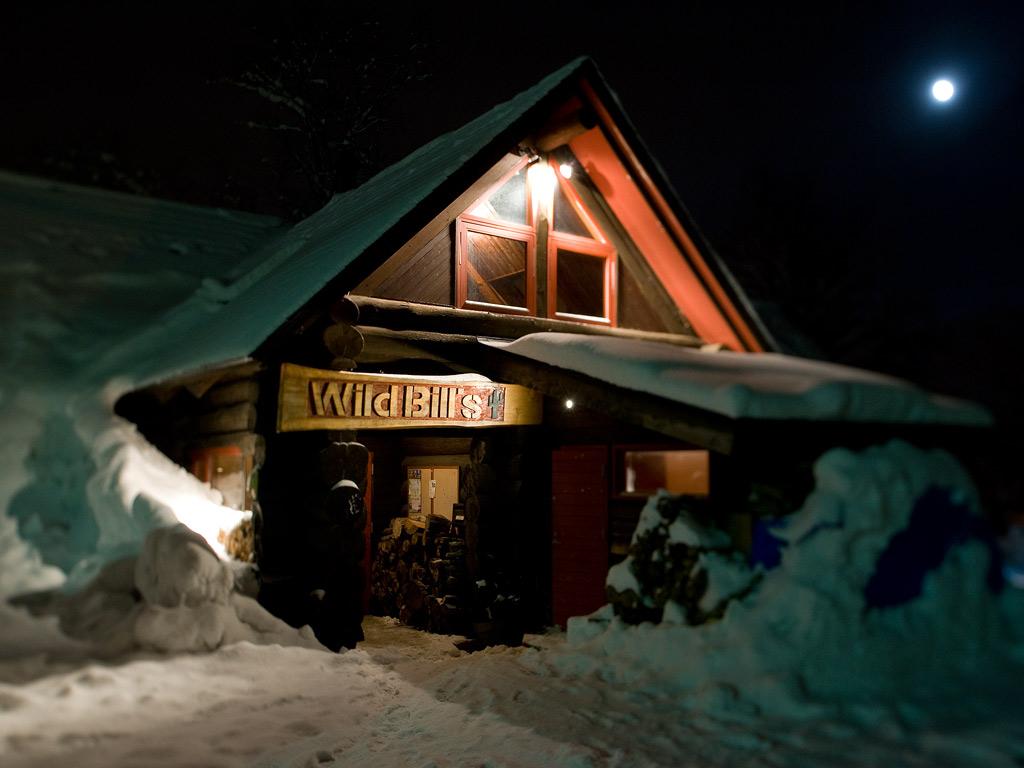 Wild Bill's, 1 December 2012