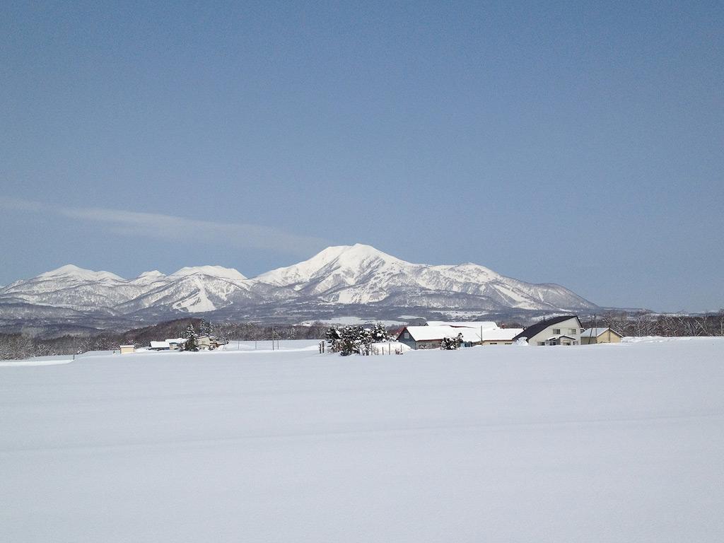 Mt. Annupuri Range, 13 February 2013