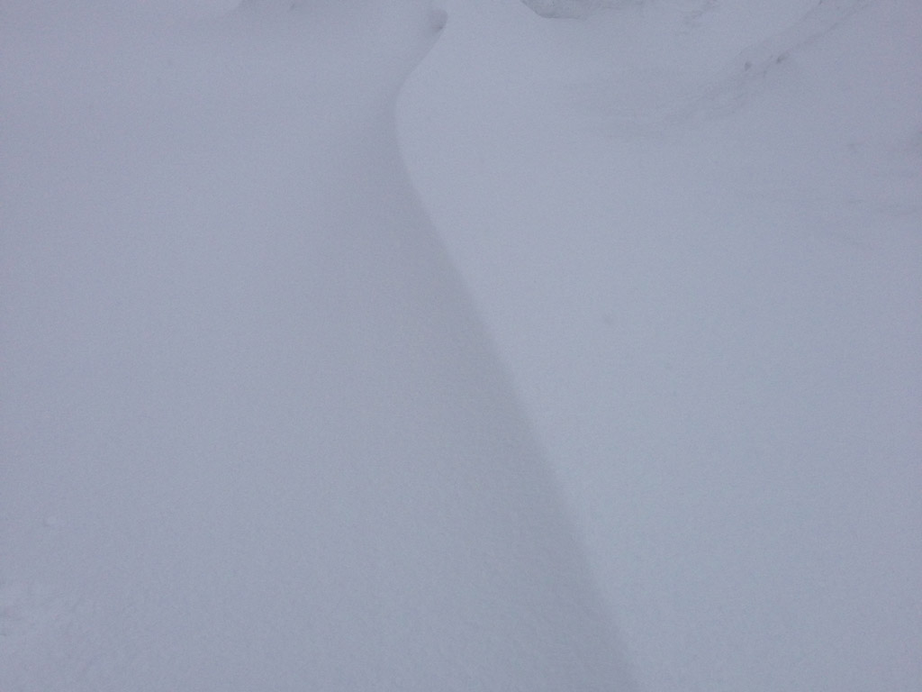 snow drift 2013-03-09