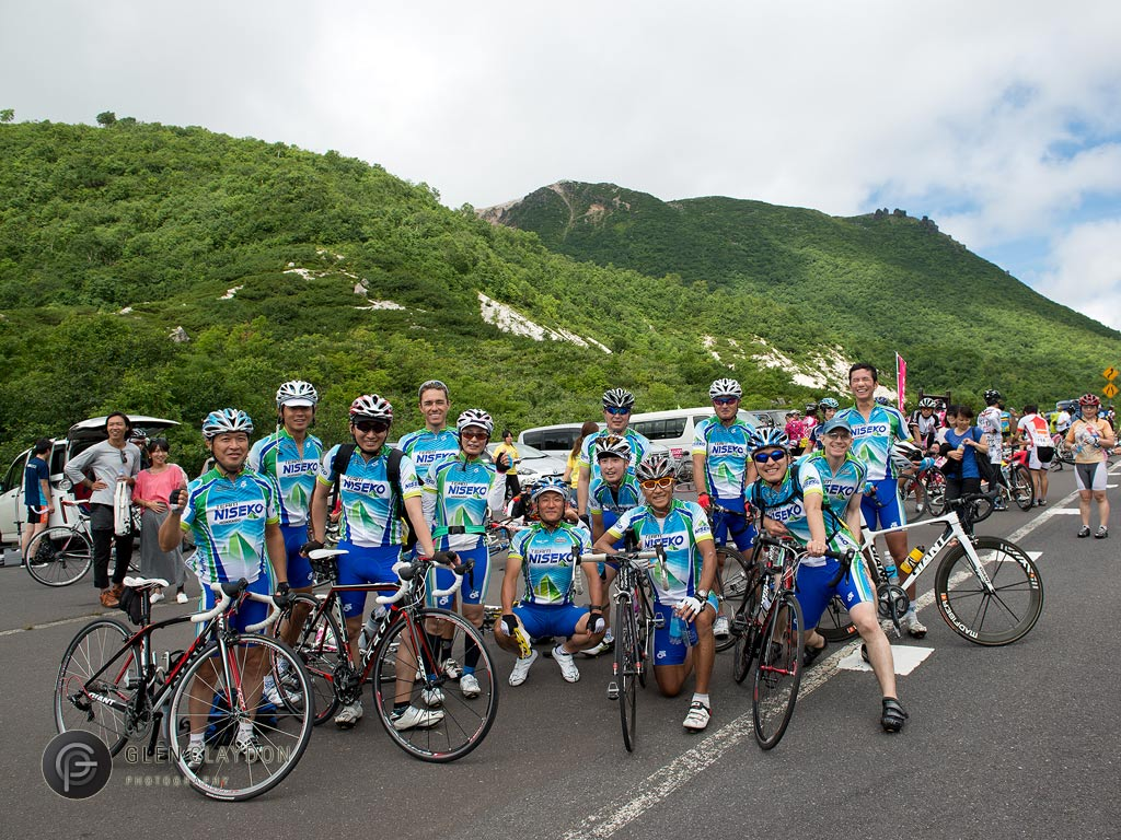Team Niseko, 4 August 2013