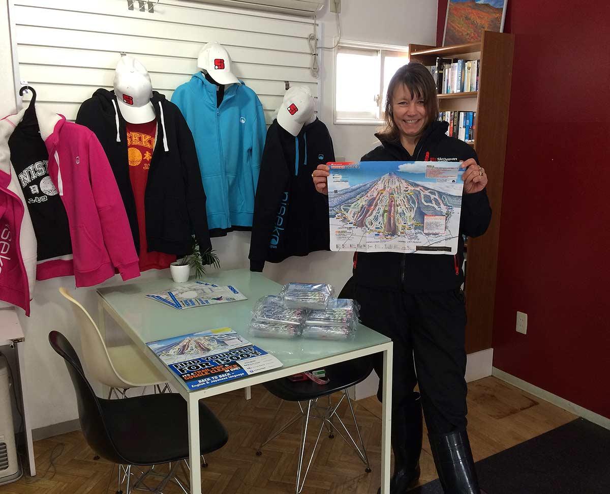 Belinda from Ski Japan