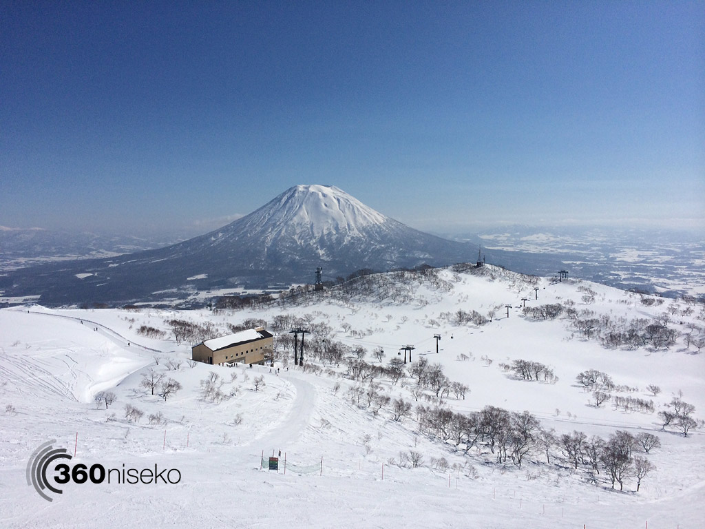 Winter brilliance in Niseko Village Ski Ground, 24 February 2014