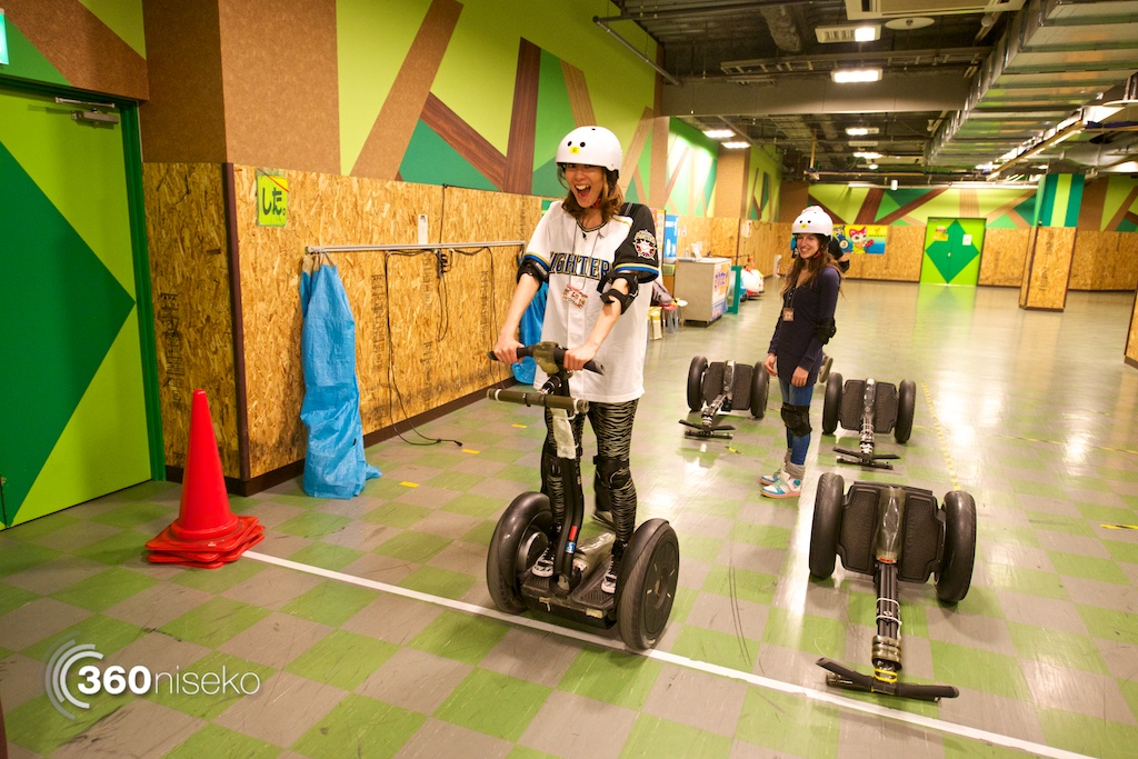 Segway riding!