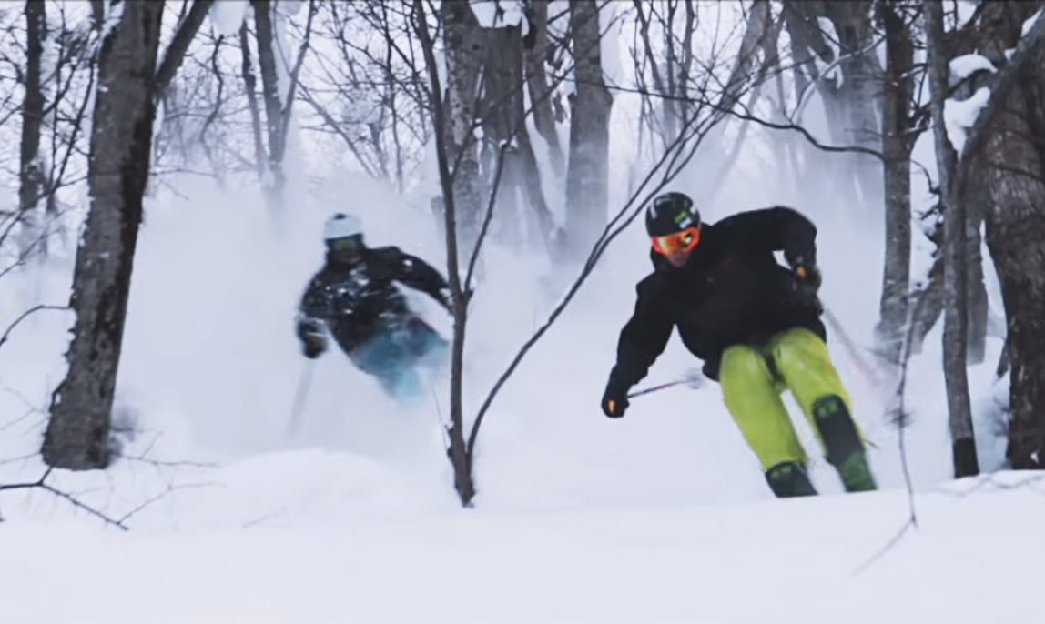Will and Jack Martin - DECADE in Niseko