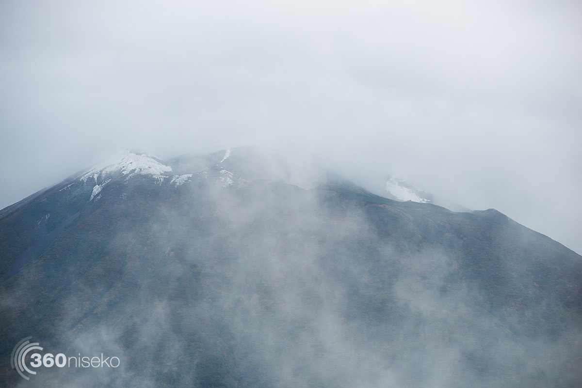 Through the clouds, 18 September 2014