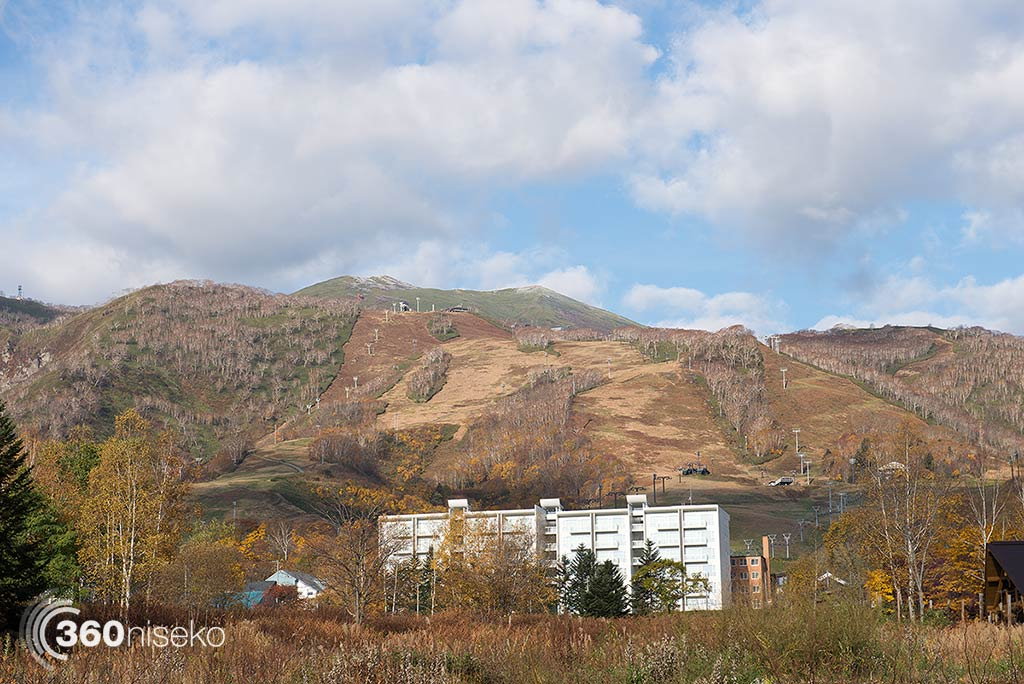 Hirafu Village and Landmark View, 22 October 2014