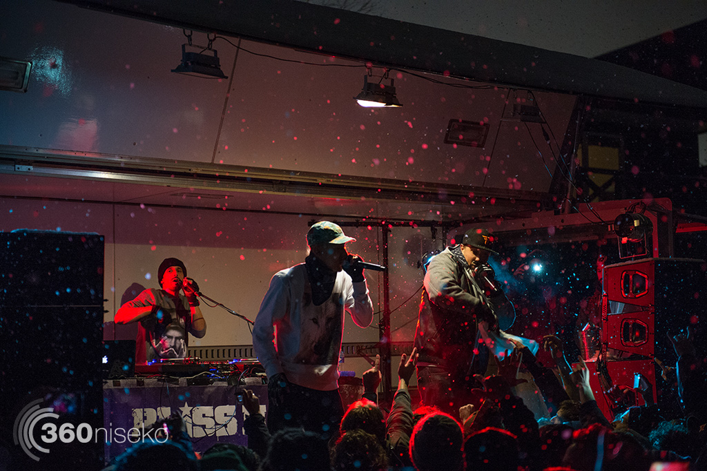 Bliss n Eso at Wild Bills, 2 February 2015