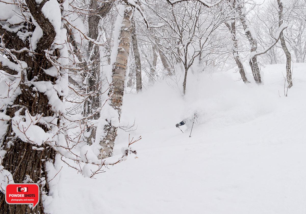Headless powder skier, 10 February 2015
