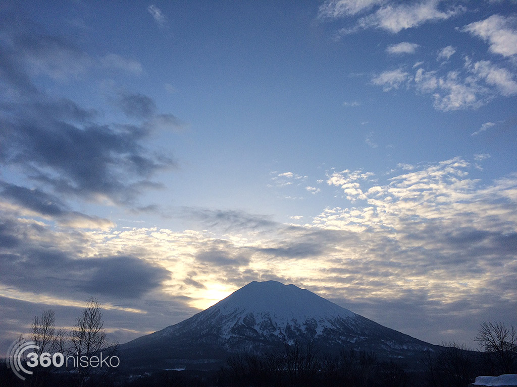 Another sweet sunrise, 22 February 2015