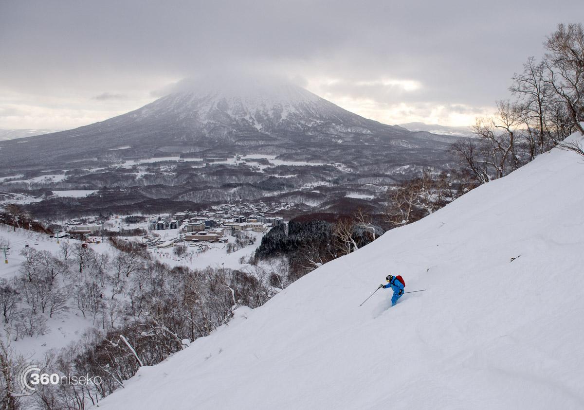 One Skier, 21 January 2016