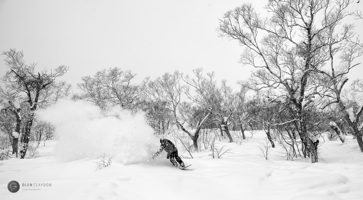 Will exiting the whiteroom - Moiwa, 29 January 2016