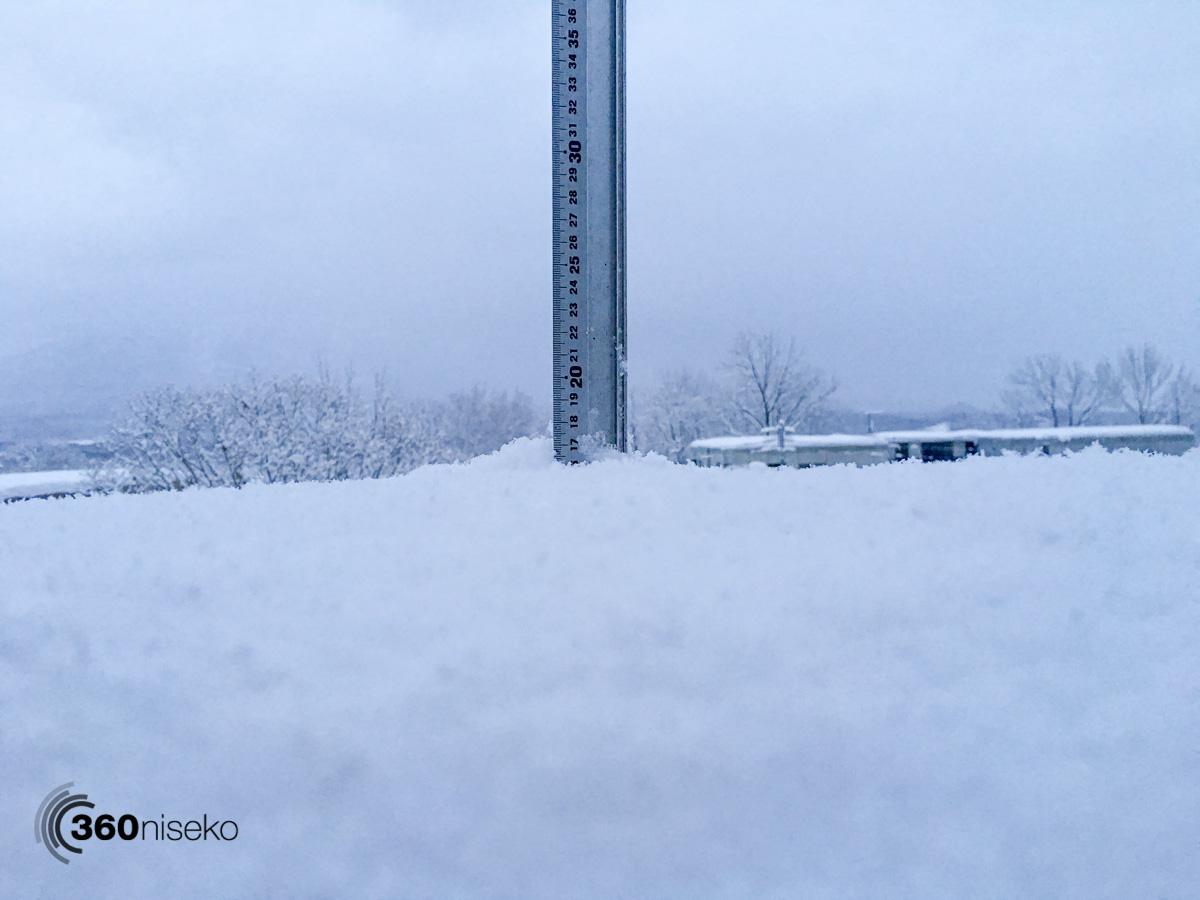 Niseko Snow Report, 6 January 2016
