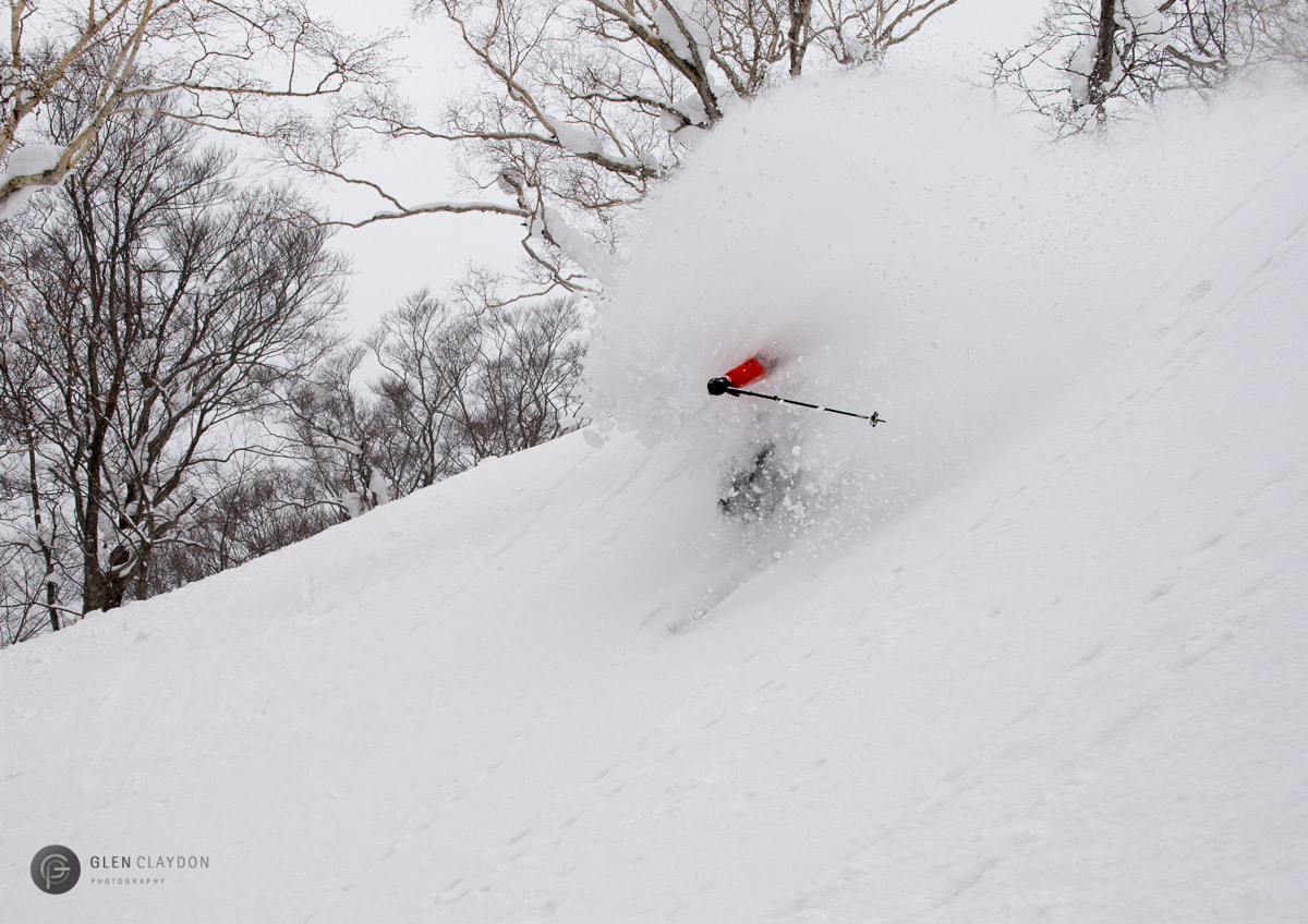 HBC guide Chris in the whiteroom, 6 February 2016