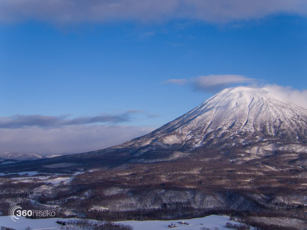 Mt.Yotei, 24 December 2016