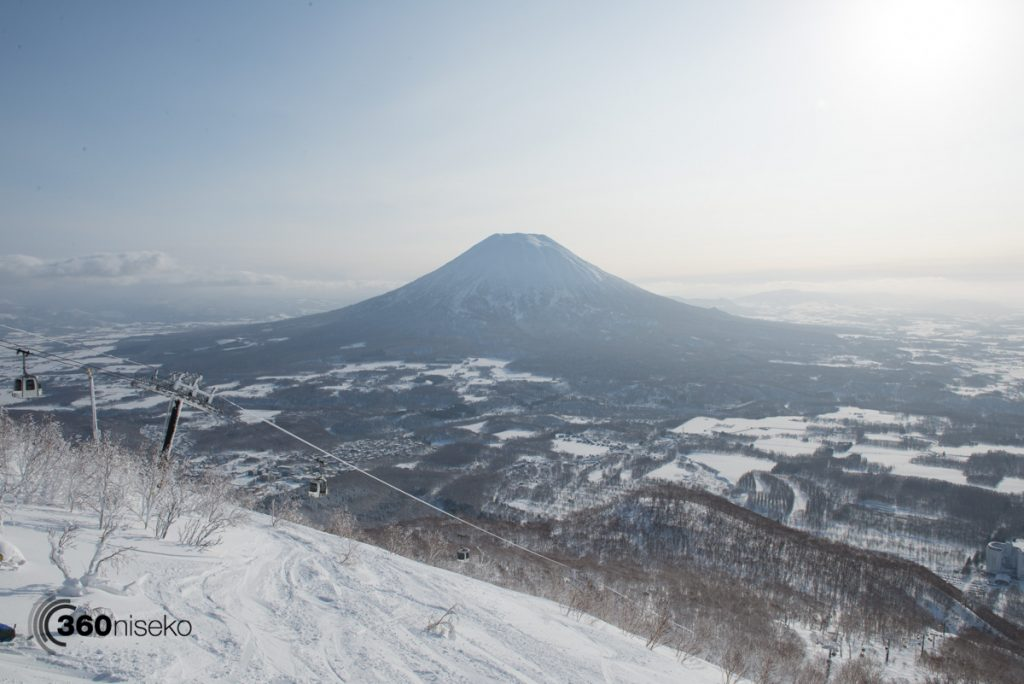 Niseko Village, 29 January 2017