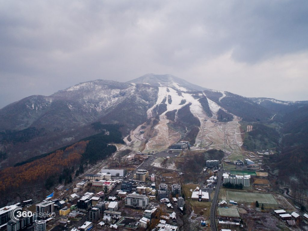 Upper Hirafu Village & Grand Hirafu, 5 November 2017