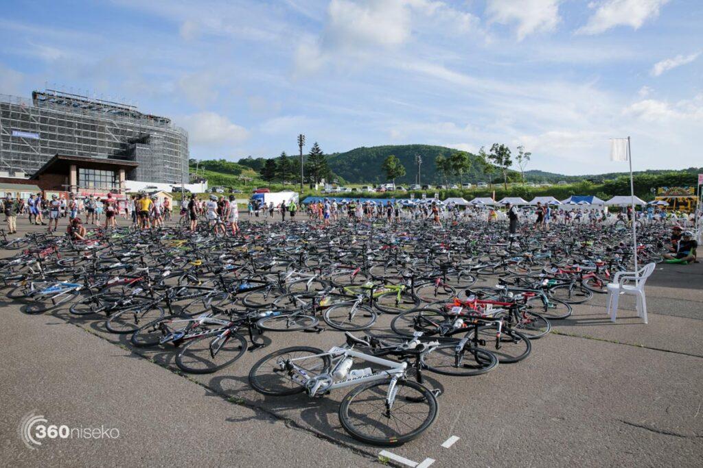 Niseko Classic Start! 9 July 2017